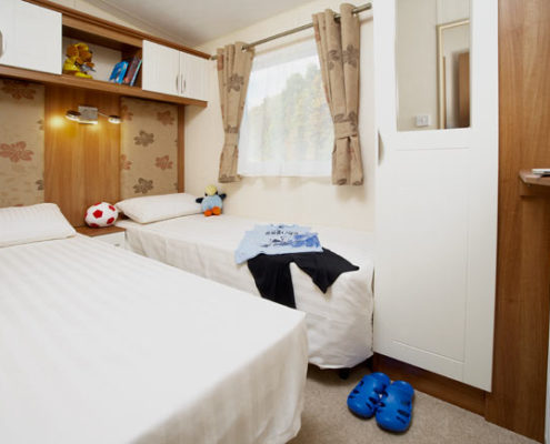 caravan holidays, 2 bedrooms, NC500 route