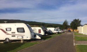 touring and camping holidays