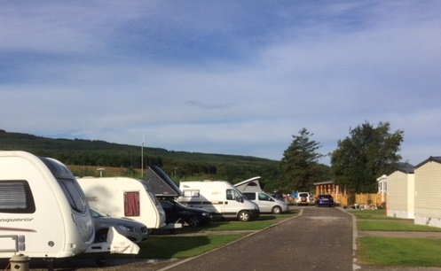 camping and caravanning dornoch