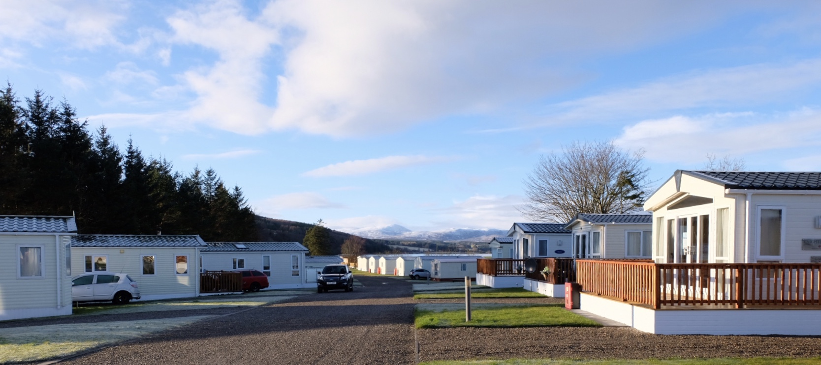 static caravan and camping and touring holidays